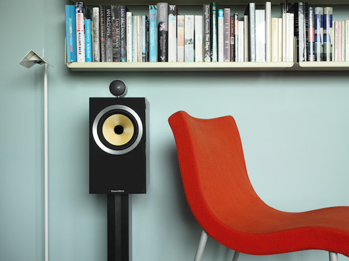 BowersWilkins-Black-CM6-chair-books