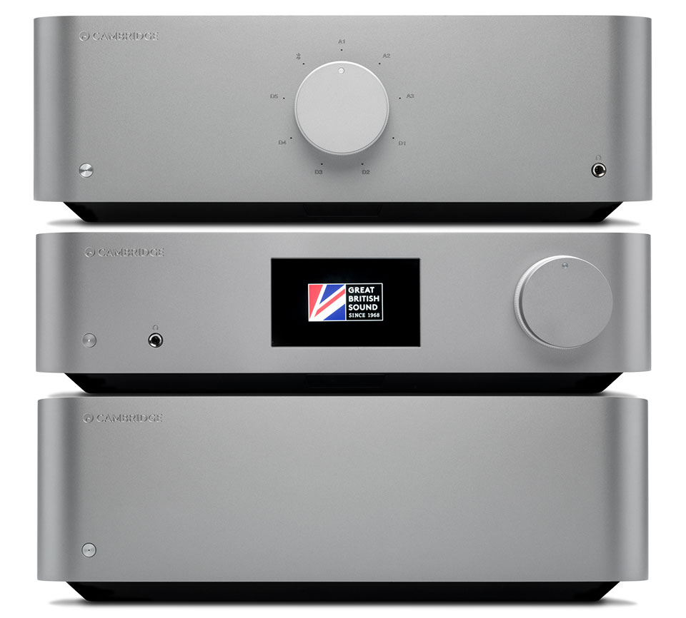 Cambridge Audio EDGE Serie