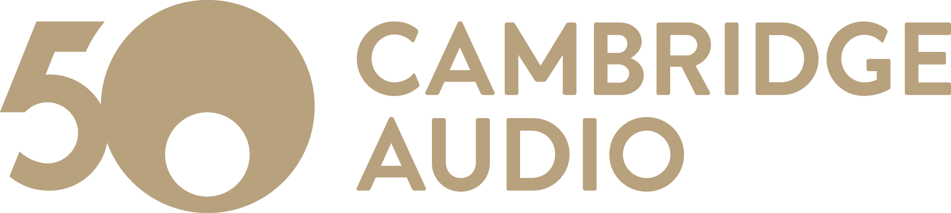 Cambridge_Audio_50th_Logo_Gold