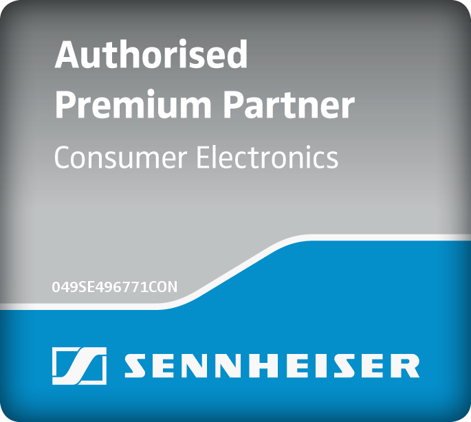 Sennheiser - Authorised Premium Partner